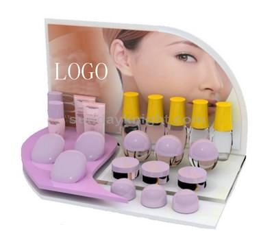 Skin cream display