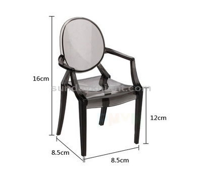 SKOT-074-1 Mini Acrylic Chair for Toys
