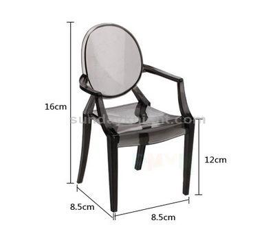 SKOT-074-1 Mini Acrylic Chair for Toys