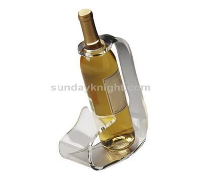 Wine bottle display ideas
