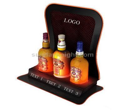 Acrylic liquor display