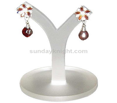 Earring stands and displays