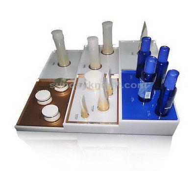 Acrylic makeup display
