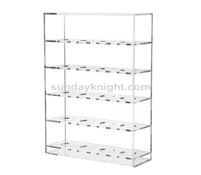 Acrylic golf ball display cabinet