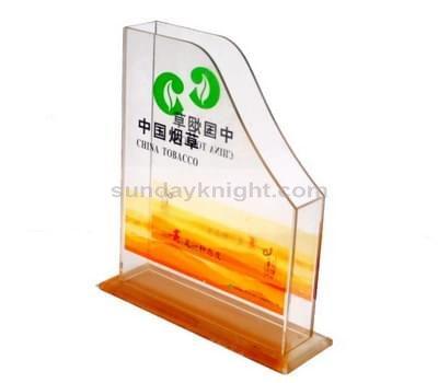 A4 acrylic leaflet holder