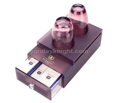 SKOT-080-1 Perspex bathroom accessories