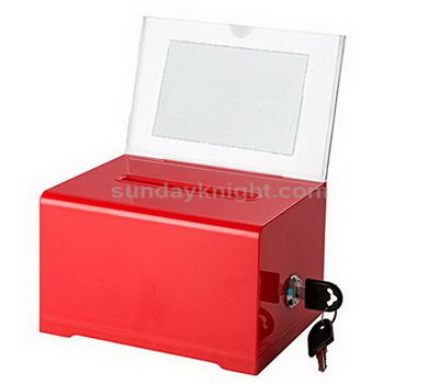 Small ballot box