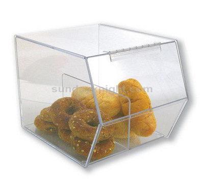 Acrylic bread case