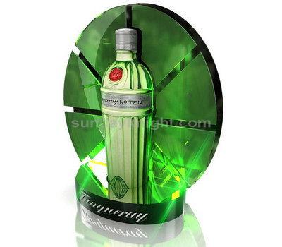 Acrylic beverage display