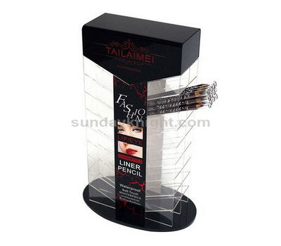 Makeup point of sale display