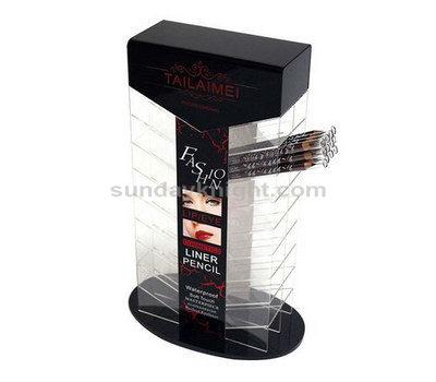 Makeup point of sale display