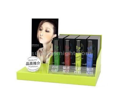 Makeup display organizer