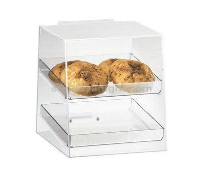 Acrylic food display case