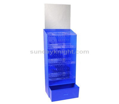 Plastic display stands
