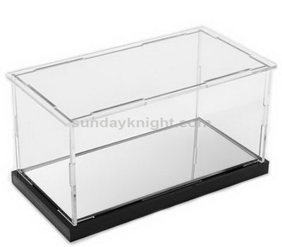 Plexiglass display case