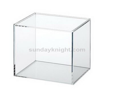5 sided plexiglass box