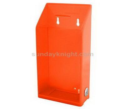 Wall mounted suggestion box