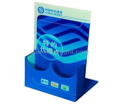 Brochure display holder