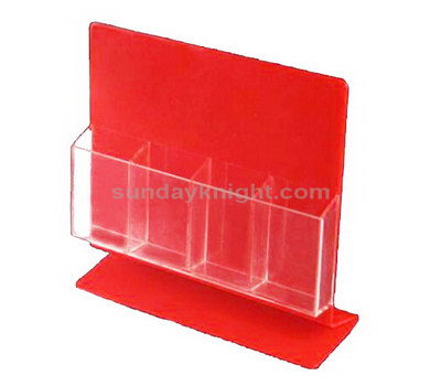 Literature stands brochure holders