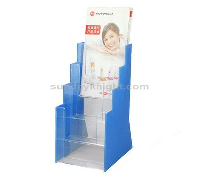 4 tier brochure holder