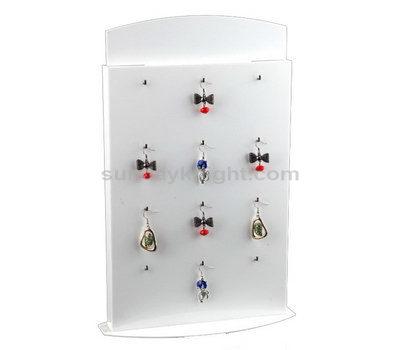 Earring holder stand