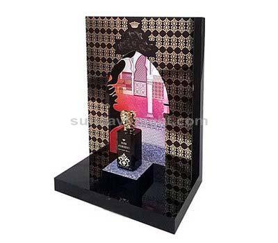 Acrylic merchandise display