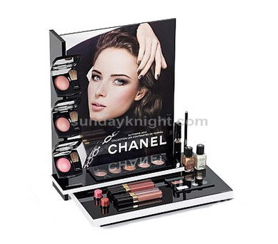 Beauty salon display stand