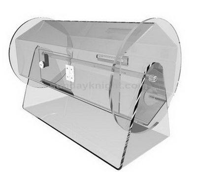 Clear raffle box