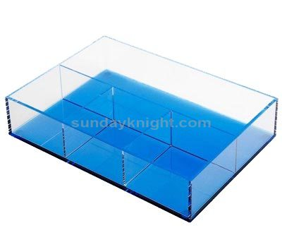 Multi compartment tray