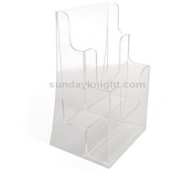 2 tier literature holder