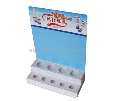 Condensed milk display stand
