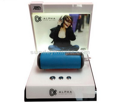 Bluetooth speaker display stand
