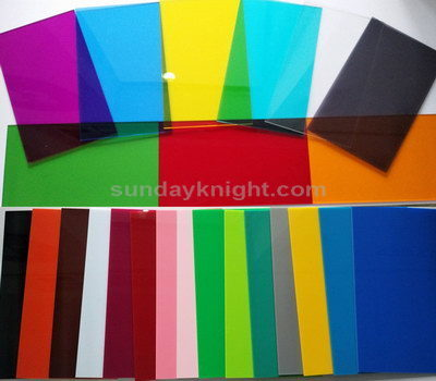 How to choose acrylic sheet