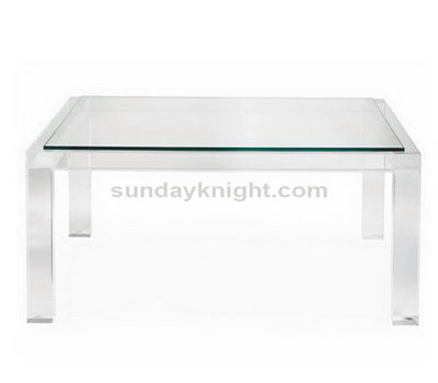Perspex furniture