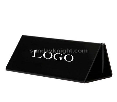 Acrylic table tents