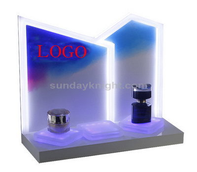 Acrylic display risers wholesale