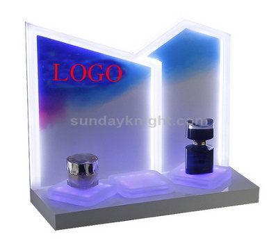 Acrylic display risers wholesale