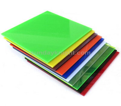 Laser cutting acrylic sheets