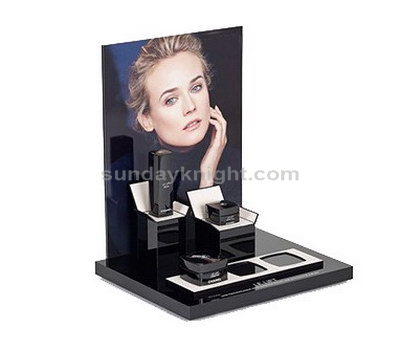 Acrylic cosmetic display stand suppliers