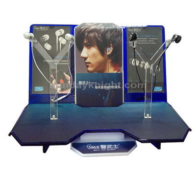 Earphone display stands