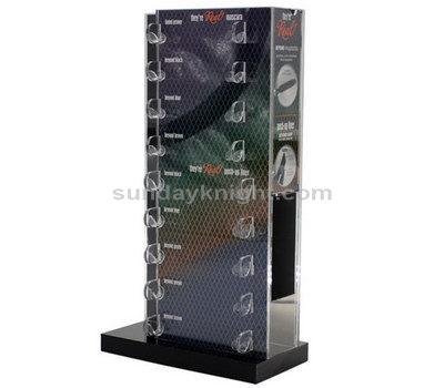 Perspex display rack