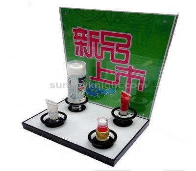 Makeup stand design