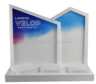 Acrylic tabletop display