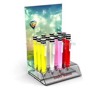 Acrylic pen stand