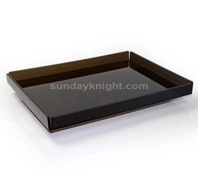 Acrylic tray display
