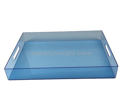 Perspex display trays