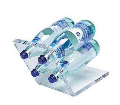 Water bottle display stand