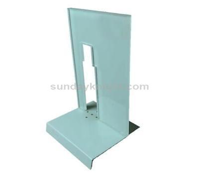 Skincare cosmetics display stand
