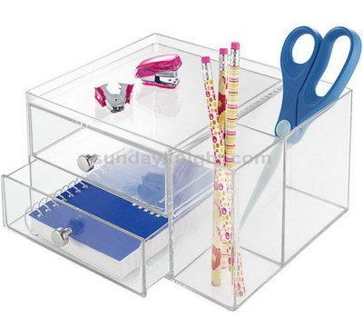 SKMD-258-1 Acrylic makeup drawer organizer