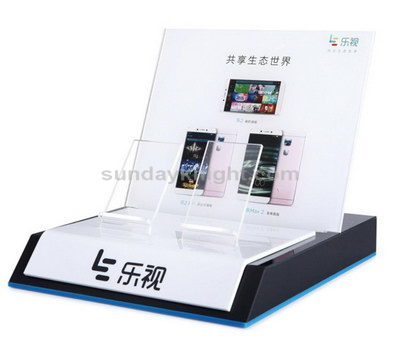 Acrylic cell phone display